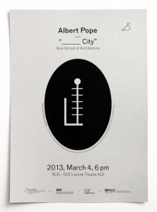 Chair Lecture Series: Albert Pope