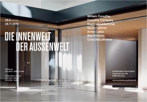 Exhibition Munich – Die Innenwelt der Aussenwelt