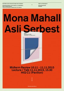 Mona Mahall and Asli Serbest