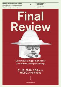 Final Review: Haushalt