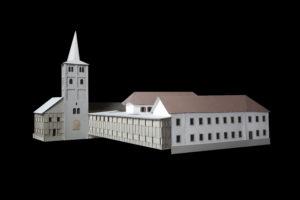 Abtei Saint Maurice