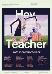 Final Studio Review: Hey, Teacher! HS18